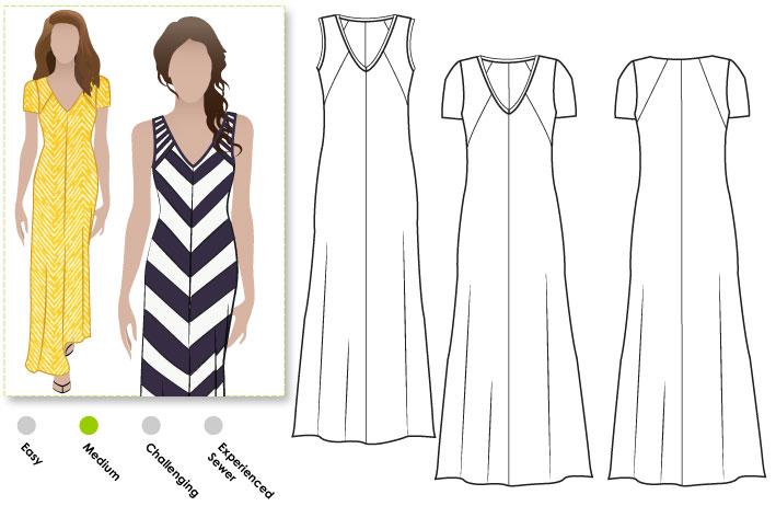 StyleArc Jacinta Maxi Dress