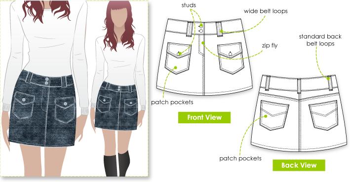 Stylearc Kate Skirt