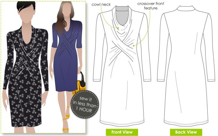 Stylearc Marita Knit Dress