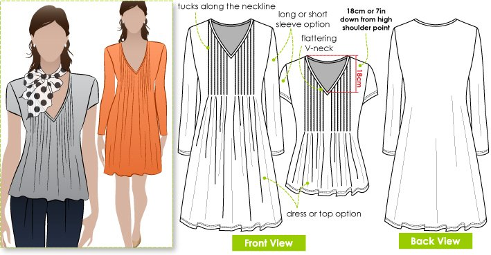 Stylearc Milly Knit Dresstop