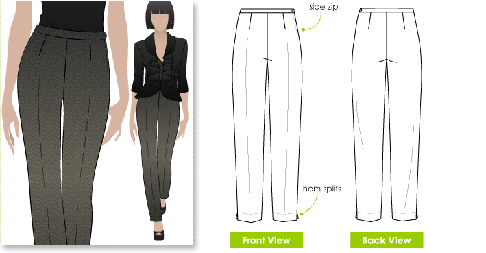 Stylearc Willow Pant