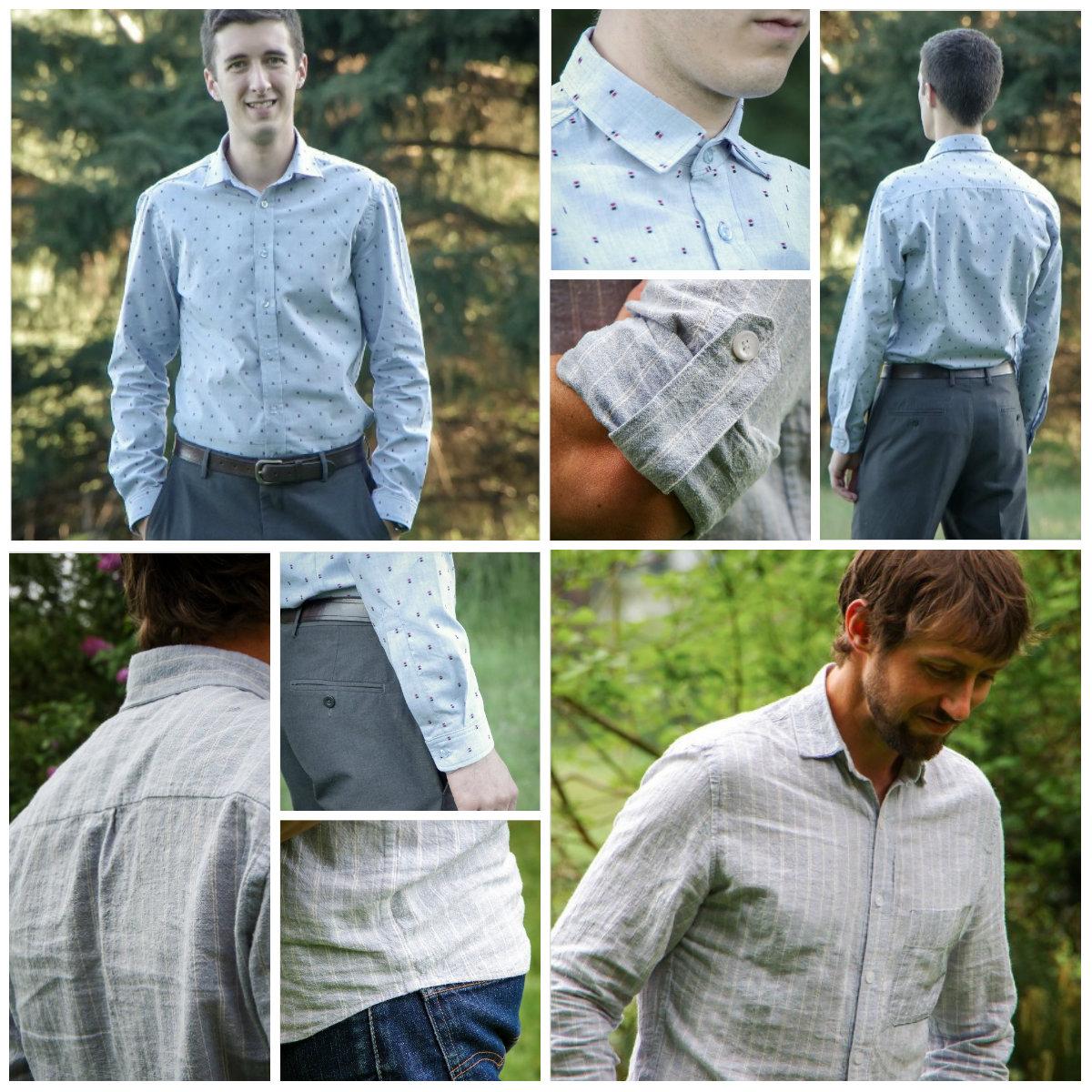 417e281f421 Thread Theory Designs 10 Fairfield Button-up Shirt