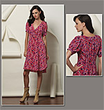 Vogue 1152 Pattern ( Size 8-10-12-14 )