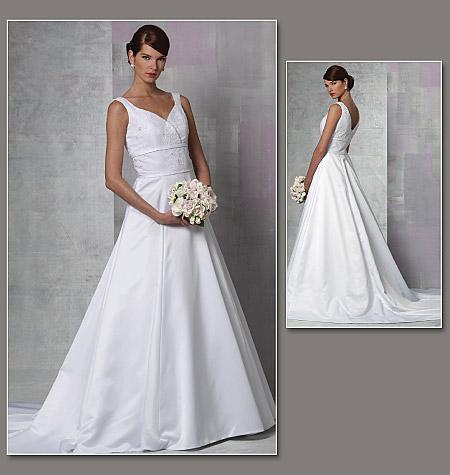 Vogue Patterns 1163 Misses Dress