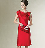 Vogue 1208 Pattern ( Size 6-8-10-12 )