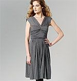 Vogue 1253 Pattern ( Size 6-8-10-12 )