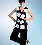 Vogue 1309 Pattern ( Size 6-8-10-12-14 )
