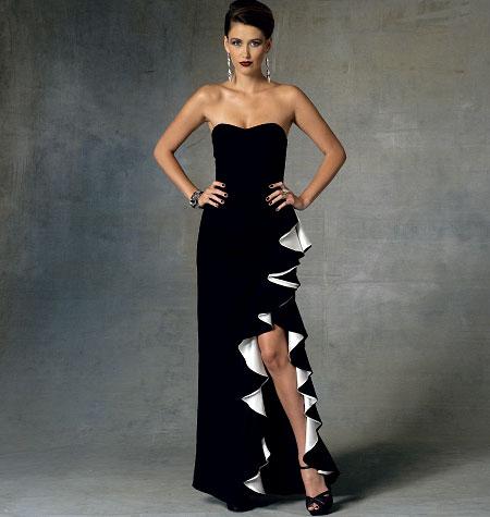 Vogue Patterns 1426 Misses Dress