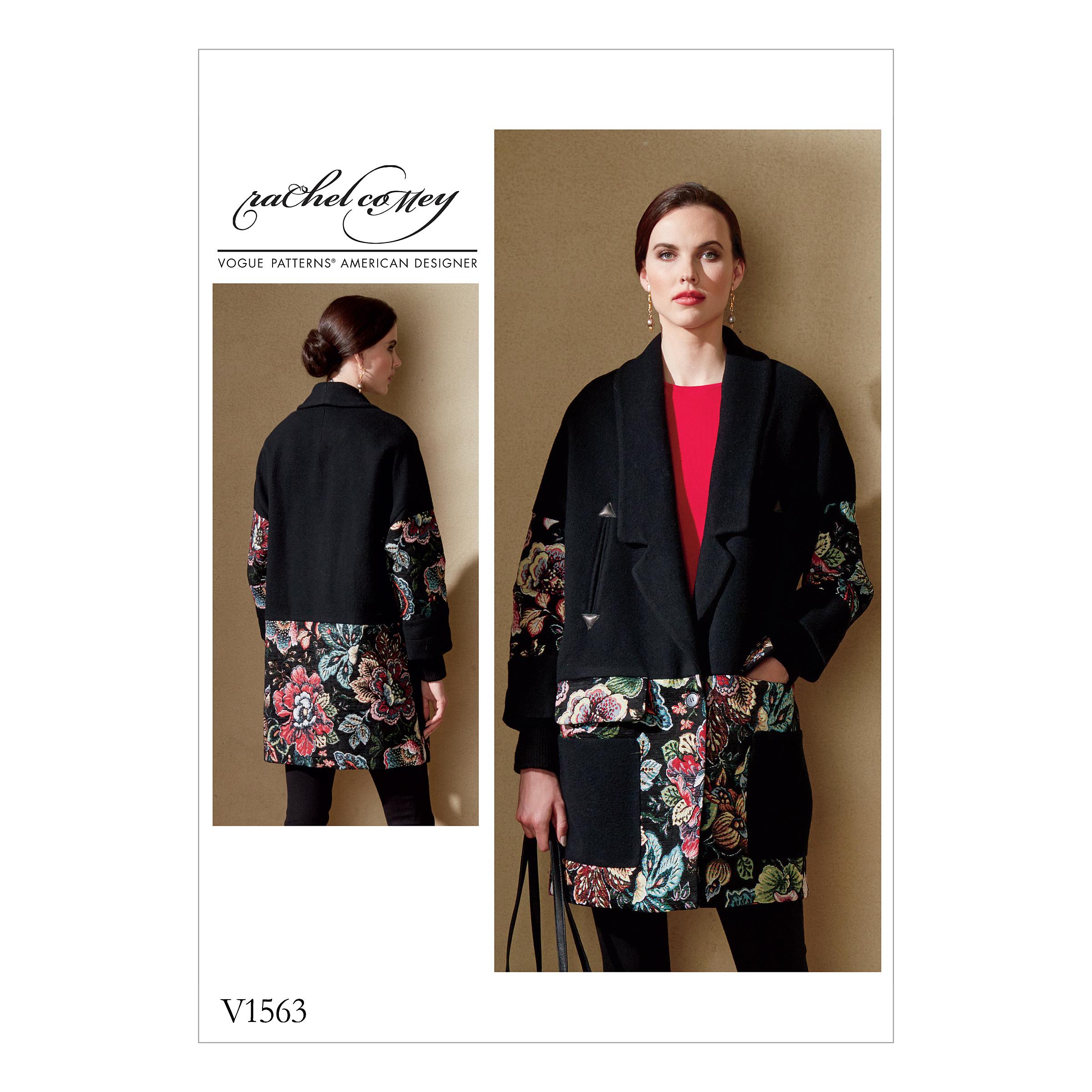 Vogue patterns 1563 prevnext jeuxipadfo Images