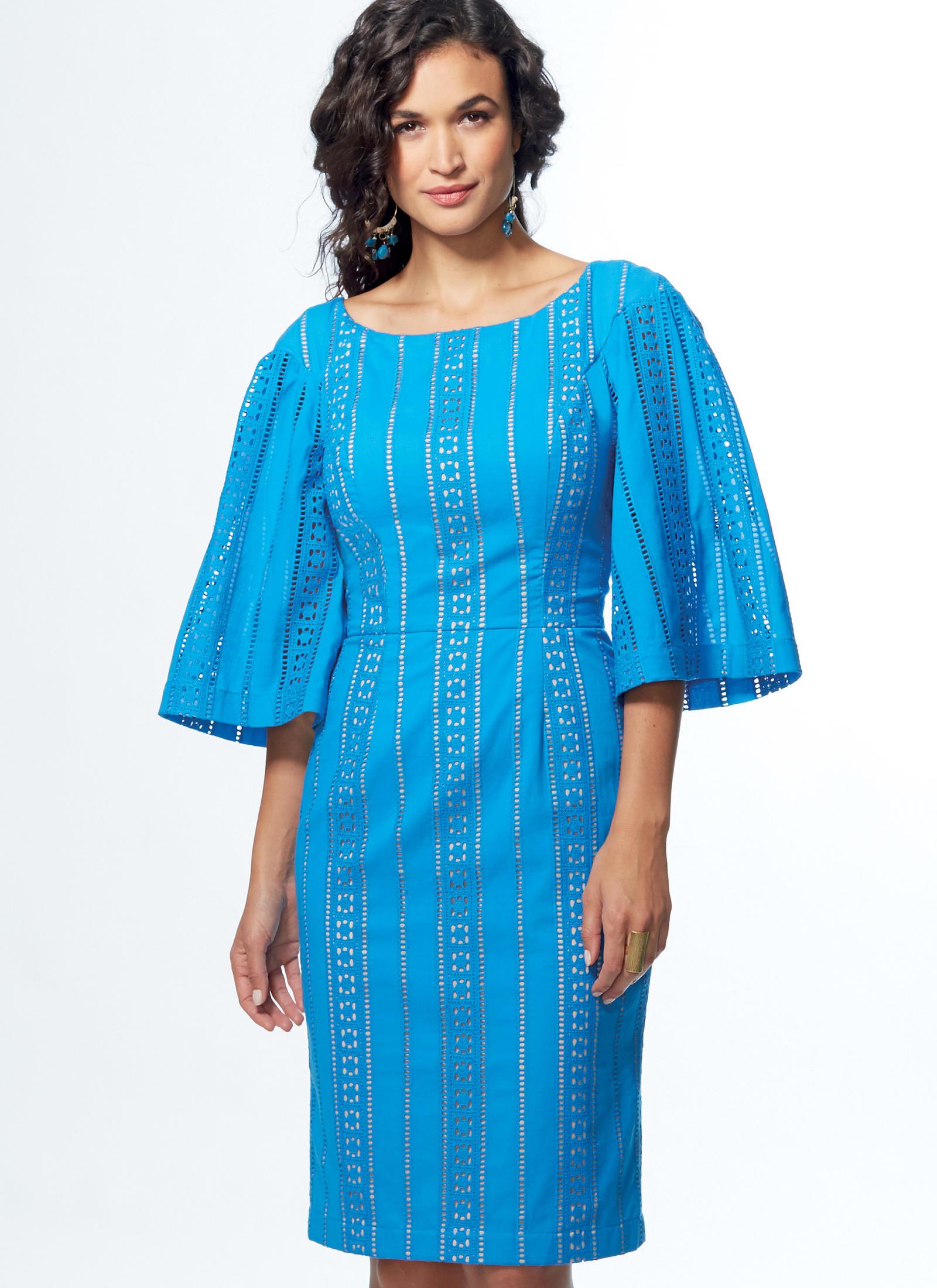 Vogue Patterns 9239 MISSES' PRINCESS SEAM DRESSES WITH