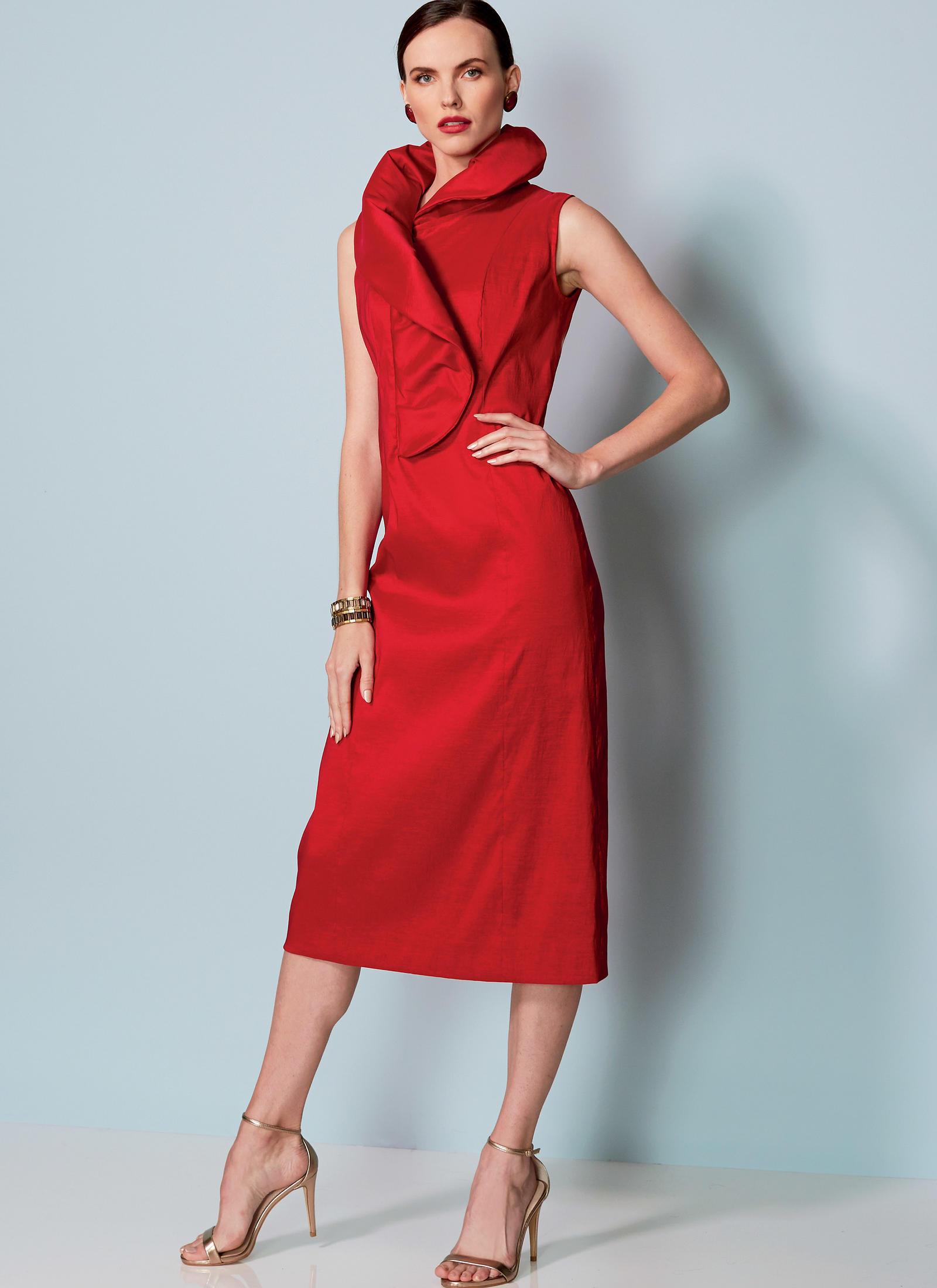 Vogue Patterns 9241 MISSES' PRINCESS SEAM DRESSES WITH