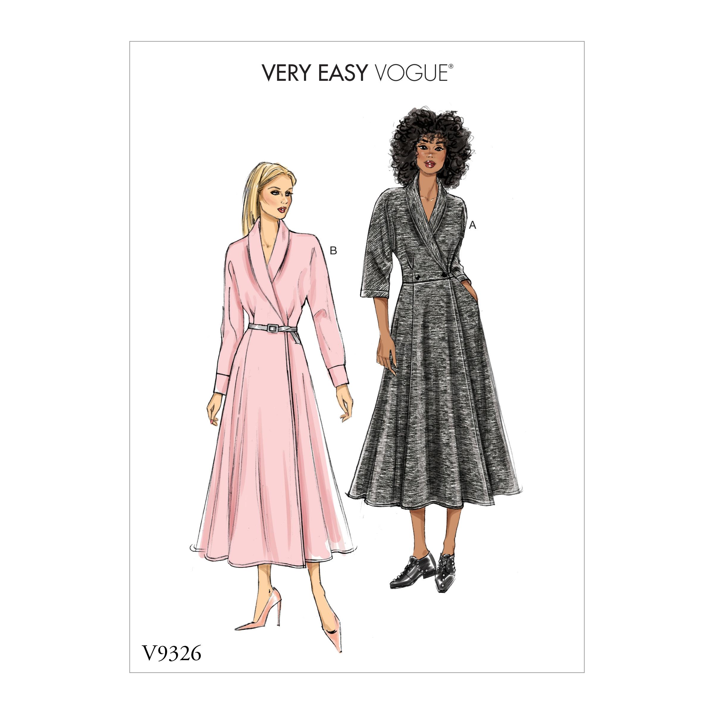 506e93f4ec7b Vogue Patterns 9326 MISSES  MISSES  PETITE DRESS