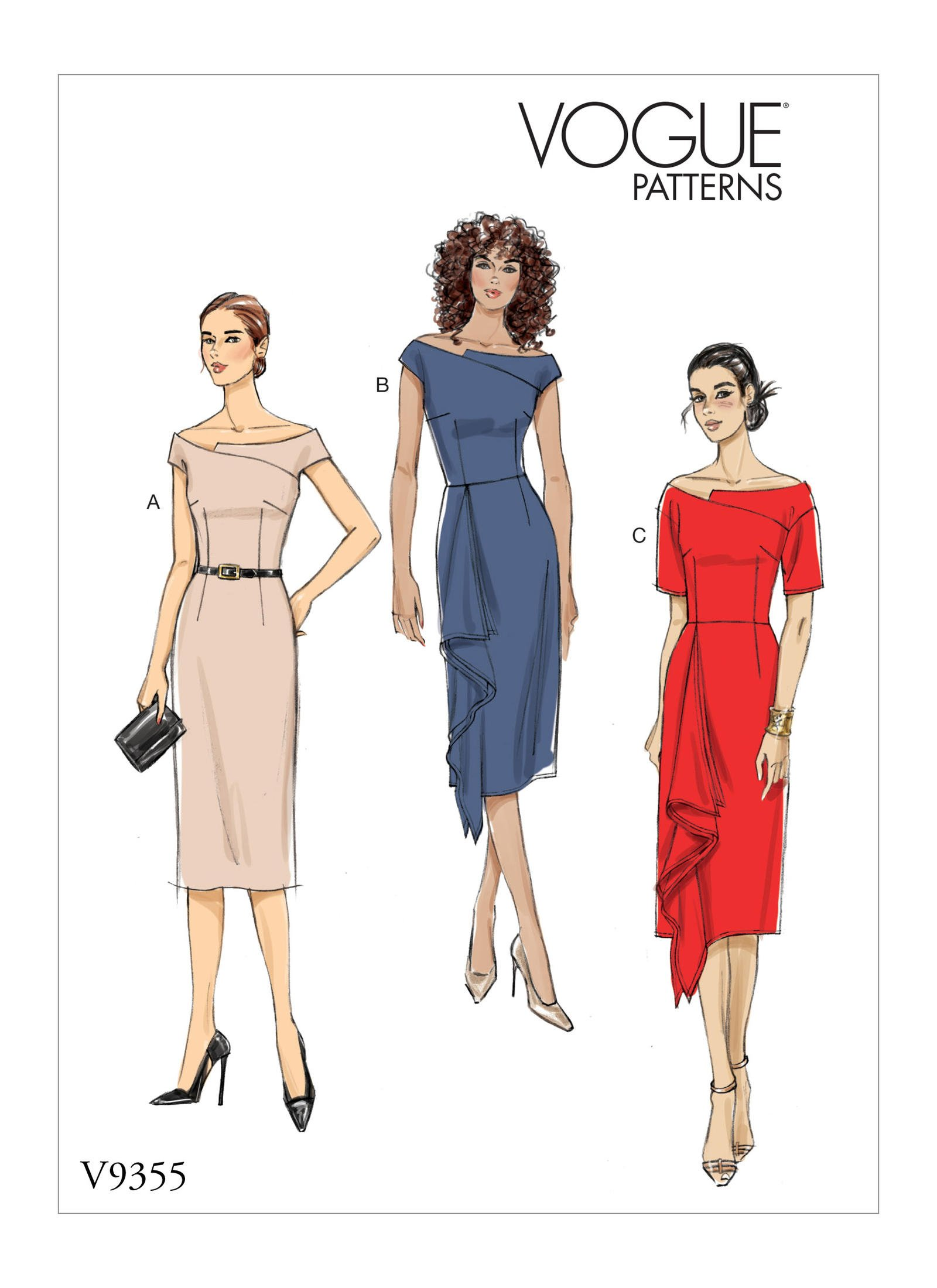 New Vogue Patterns Collection Spring 2019 2 27 19