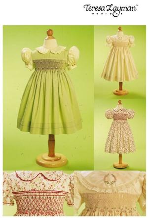 Vogue Patterns 60 Children's Dress Transfer Gorgeous Children's Clothing Patterns