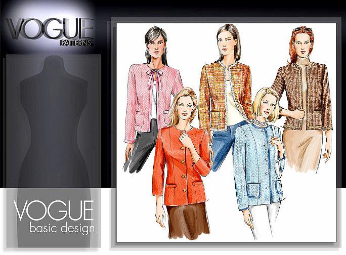 """Képtalálat a következőre: """"vogue patterns jacket"""""""