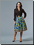 Vogue 8295 Pattern ( Size 6-8-10-12 )