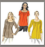Vogue 8650 Pattern ( Size 6-8-10-12 )