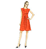 Vogue 8755 Pattern ( Size 14-16-18-20 )