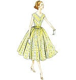 Vogue 8789 Pattern ( Size 6-8-10-12-14 )