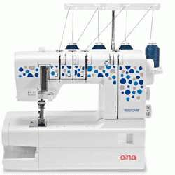 Elna EasyCover Coverstitch Machine review by tkdnrun