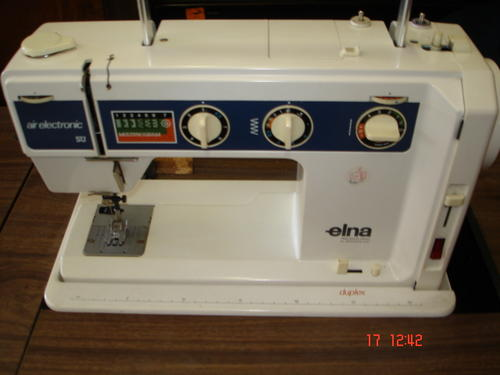 Elna Jubilee 40 Sewing Machine Review By Johnr40 Classy Elna Sewing Machines For Sale