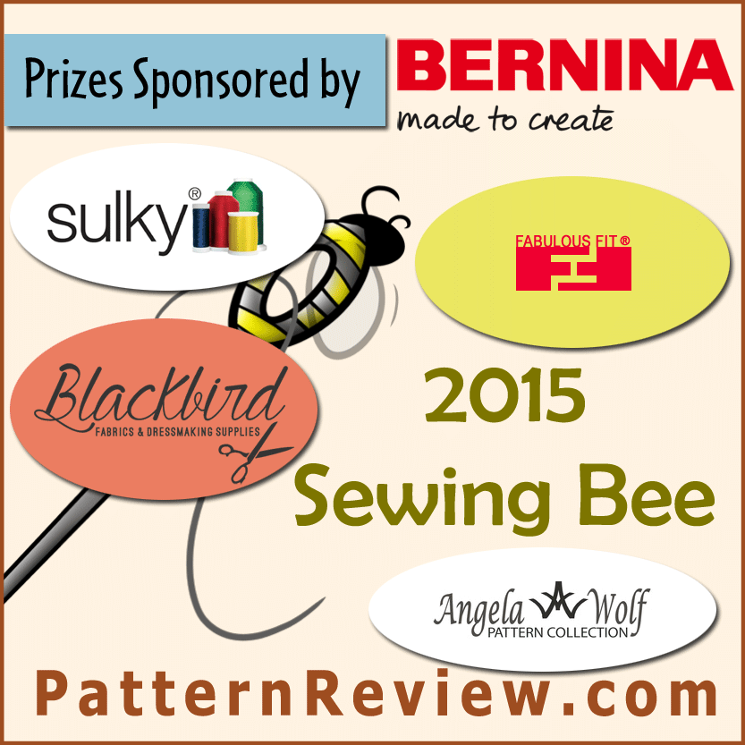 Win a Bernina Machine in the Sewing Bee - Other Prizes 8/28/15 ...