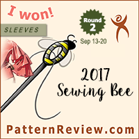 Sewing Bee 2017 - Round 2