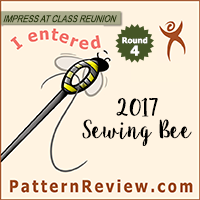 Sewing Bee 2017 - Round 4