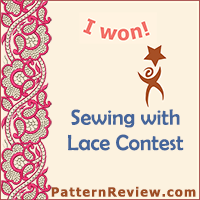 Sewing with Lace Contest