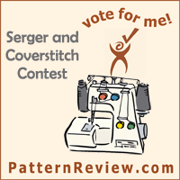 Serger and Coverstitch Contest 2017