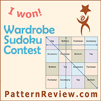 Wardrobe Sudoku 2017