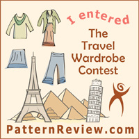 Travel Wardrobe Contest 2017