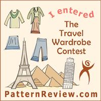 Travel Wardrobe Contest 2017