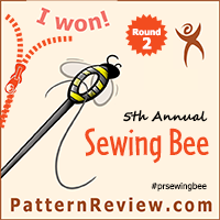 2019 Sewing Bee - Round 2