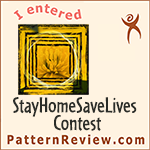 StayHomeSaveLives Sewing Contest