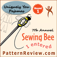 2021 Sewing Bee Round 1