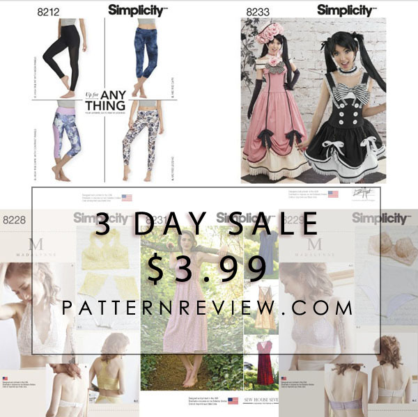 New Simplicity Patterns and 4040 Sale 404040 PatternReview Blog Magnificent Simplicity Patterns On Sale