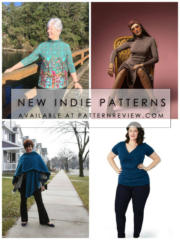 Indie Pattern Round-up: March 2017 edition 3/15/17 - PatternReview ...