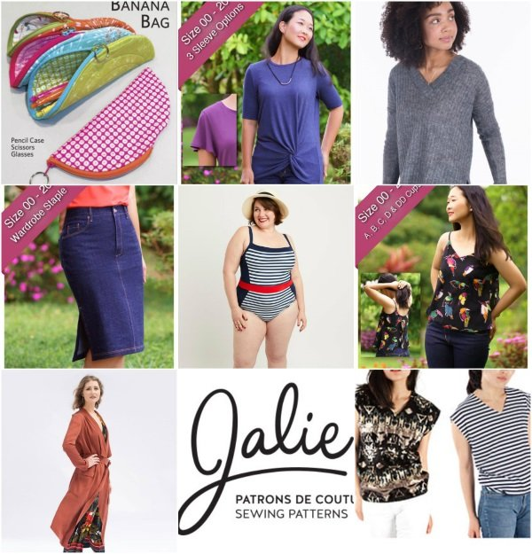 New Indie Pattern Releases - June edition 6/15/18 - PatternReview ...