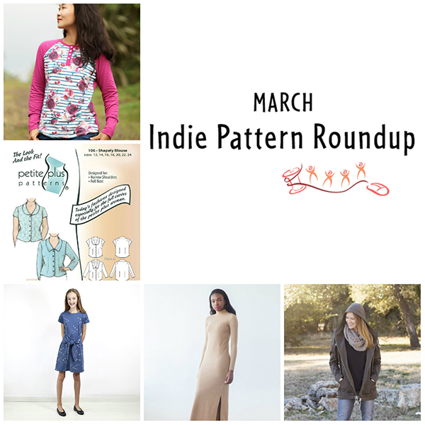New Indie Pattern Round-up: March 2018 Edition 3/6/18 ...