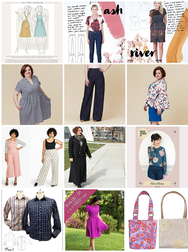 New Indie Pattern Round-up: May 2018 Edition 5/7/18 - PatternReview ...
